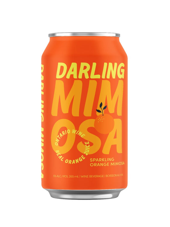 Darling Mimosa 355 mL can