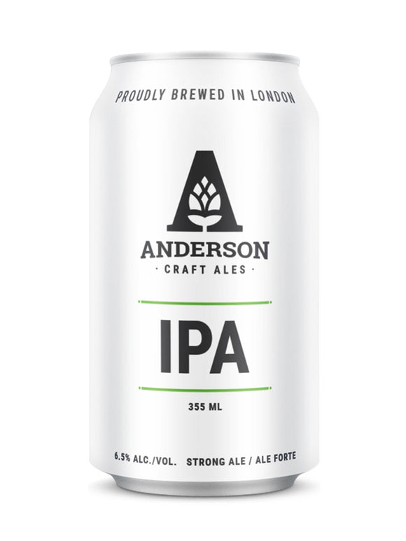 Anderson IPA 6x355 mL can