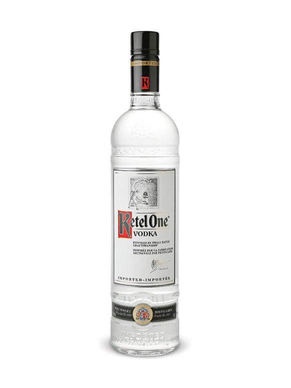 Ketel One Vodka 750 mL bottle