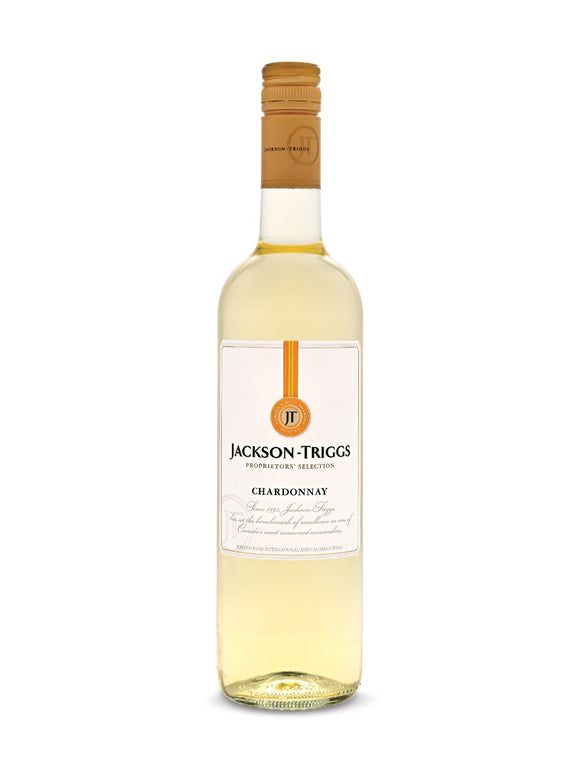Jackson-Triggs Chardonnay 750 mL bottle