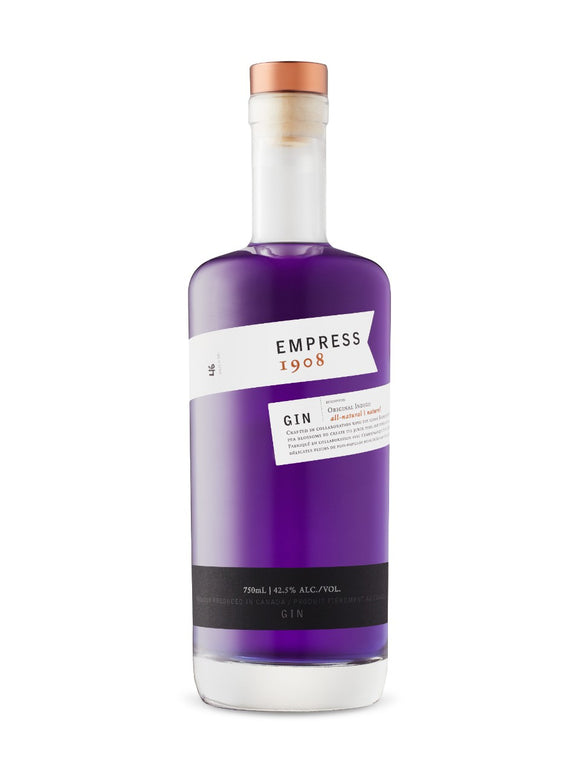 Empress 1908 Gin 750 mL bottle