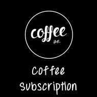 Subscription - Coffee JAR