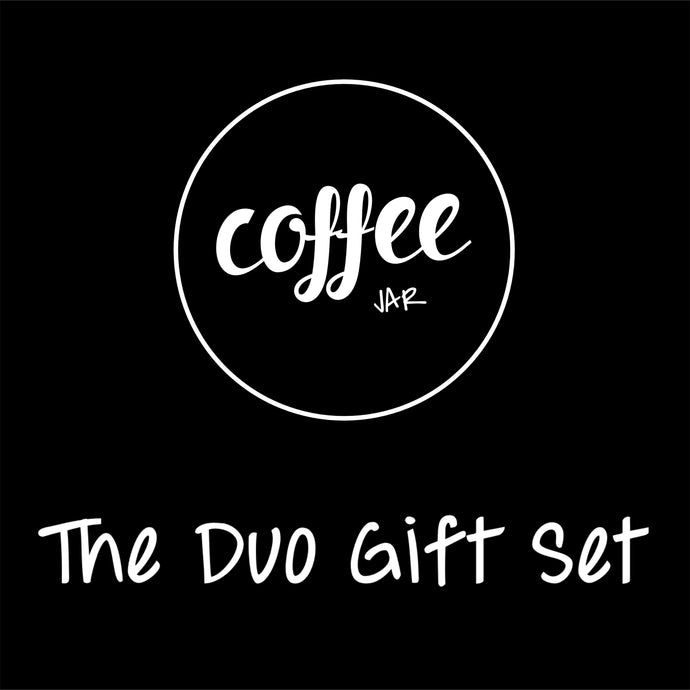 The Duo Gift Set - Coffee JAR
