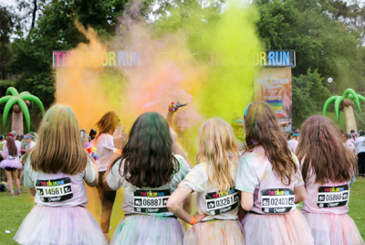 Just Run! My Colour Run Experience