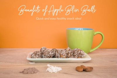 Benefits of Apple Bliss Balls!