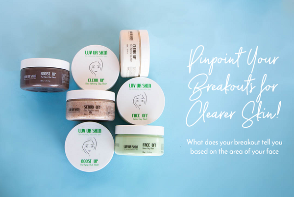 Pinpoint Your Breakouts for Clearer Skin!