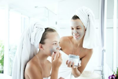 SomewhereBetween: Developing a Skincare Routine for Tweens