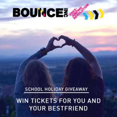 WIN a double pass to BOUNCE inc!