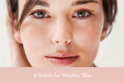 Lifestyle Habits To Achieve That Healthy Skin Glow