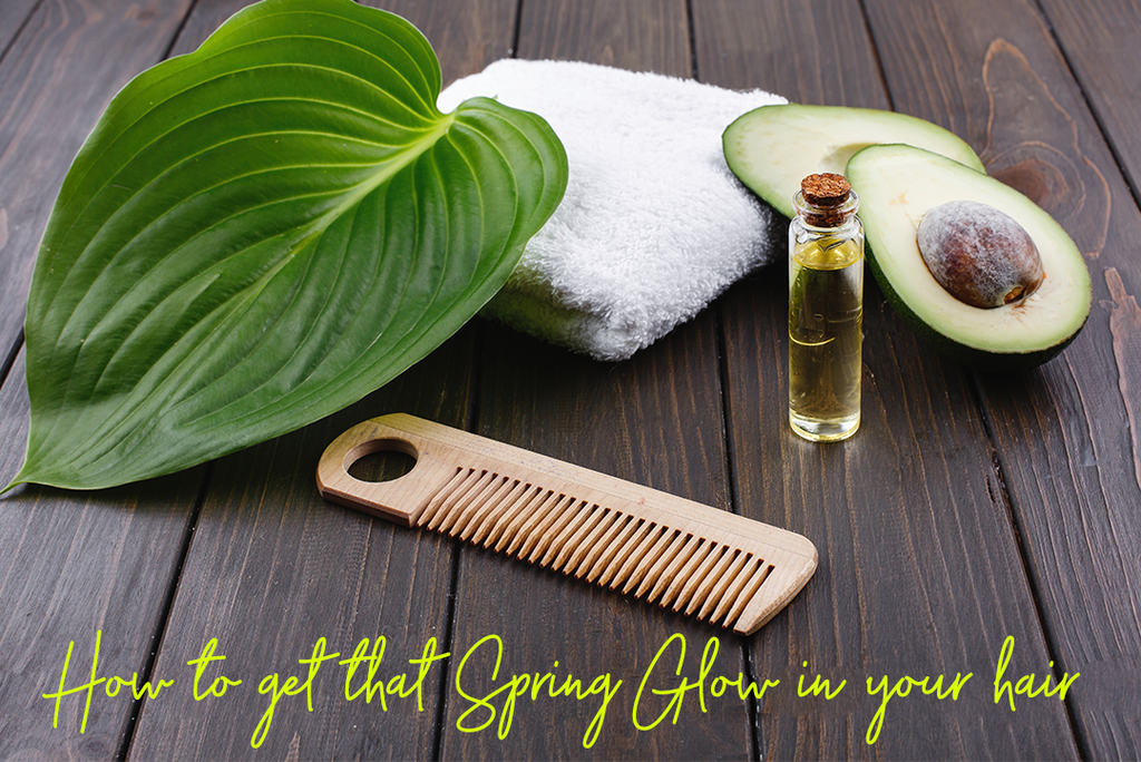 How to get that Spring Glow in your hair!
