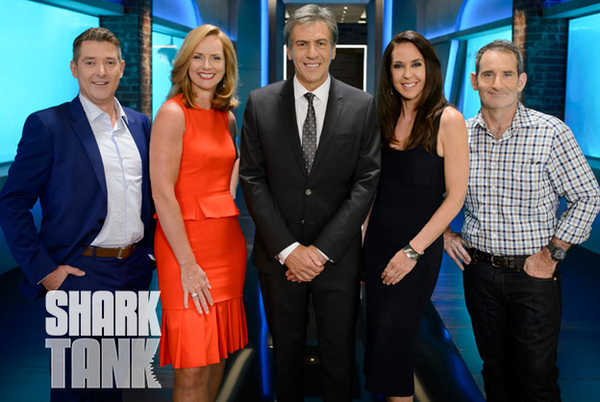Izzi on Sharktank Australia!