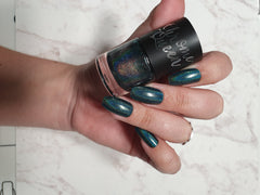 Chrome Queen - Holographic Nail Polish - Jungle Jewel