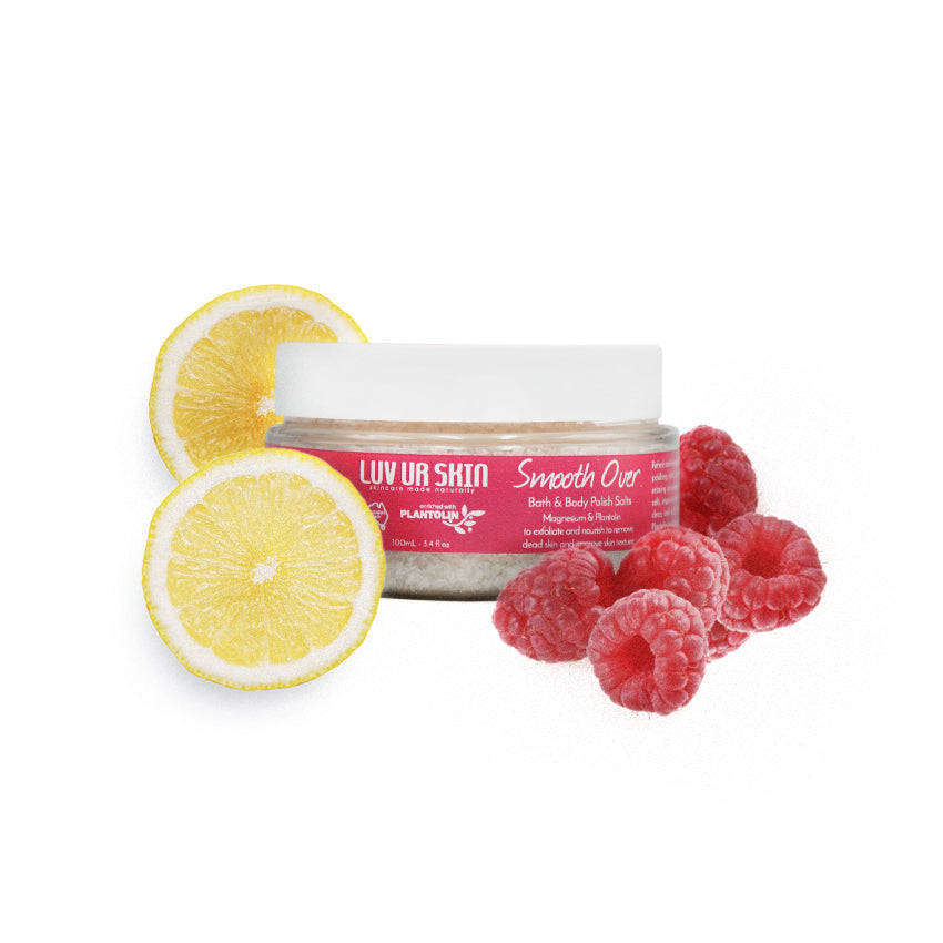 Smooth Over - Bath & Body Polishing Salts