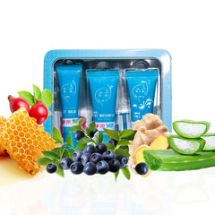 Face Pack - (trio set travel size)