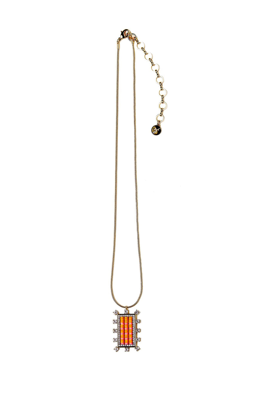ANGUILLA PENDANT | AT THE COPA