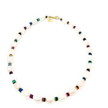 The Frances Collection | Fresh Water Pearl  Necklace | United Colors