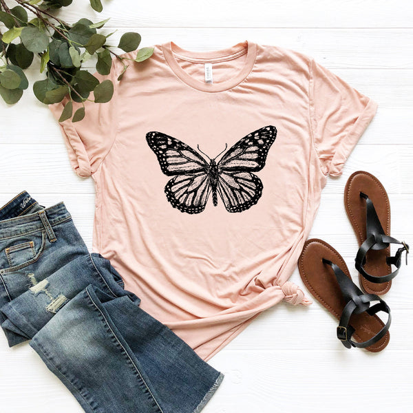 Monarch Butterfly T-Shirt