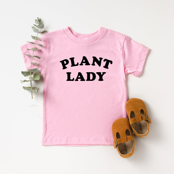 Plant Lady Toddler T-Shirt