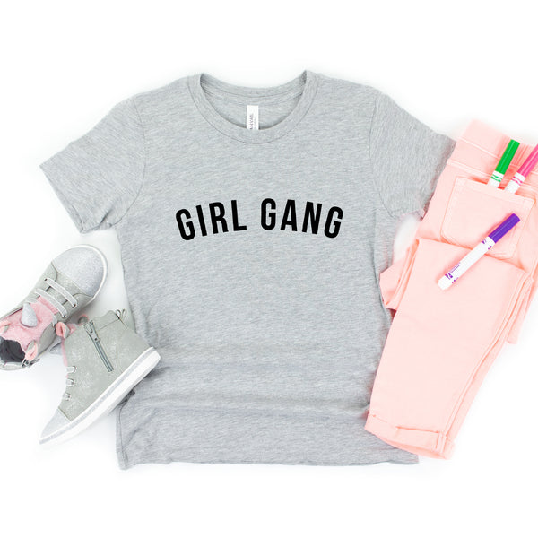 Girl Gang Youth Tee