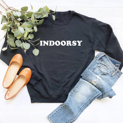 Indoorsy Sweatshirt