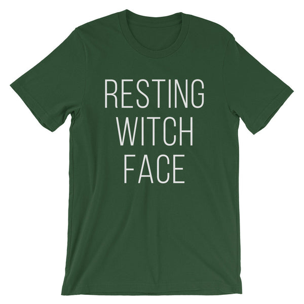 Resting Witch Face T-Shirt
