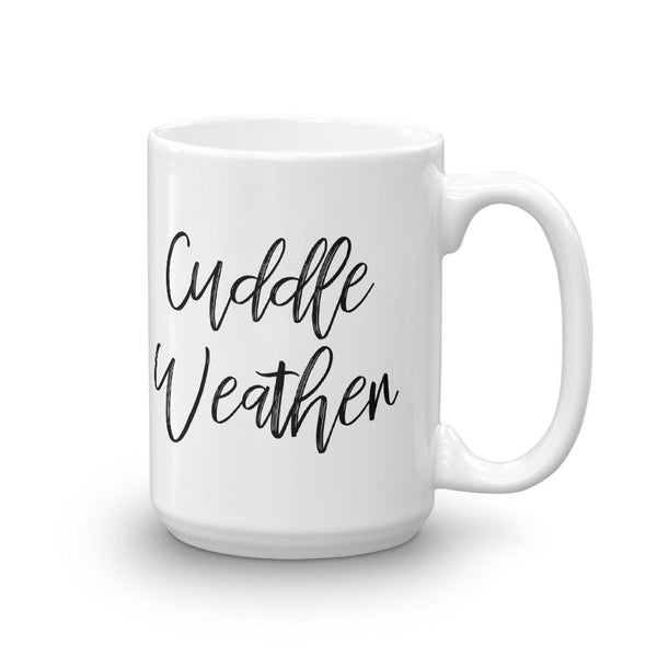Cuddle Weather Mug