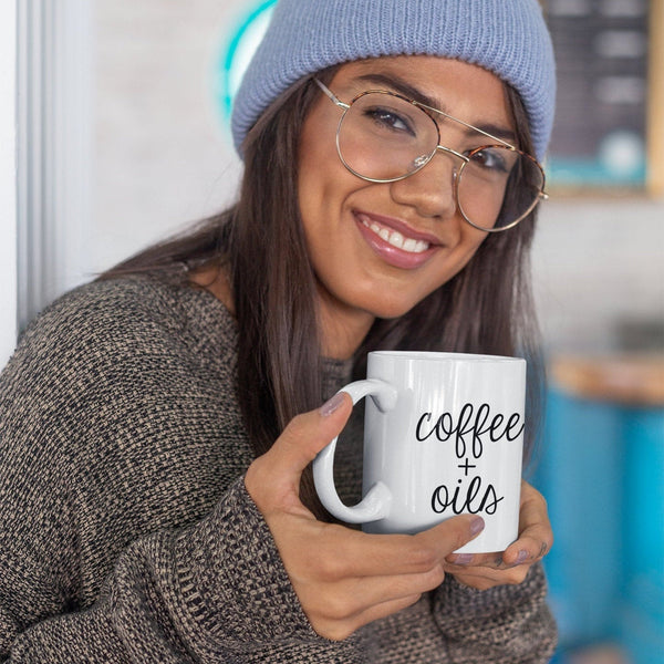 Coffee + Oils Mug