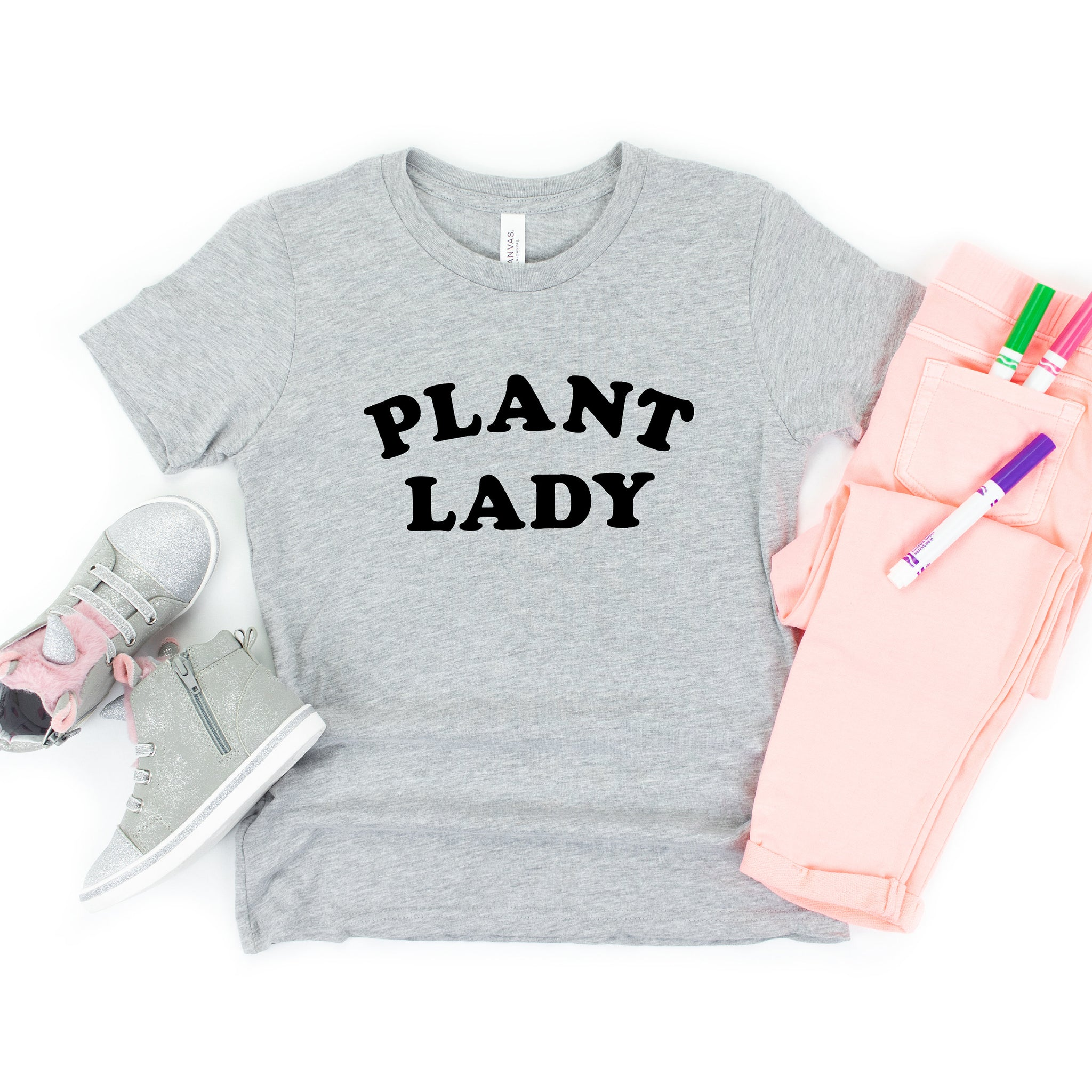 Plant Lady Youth T-Shirt