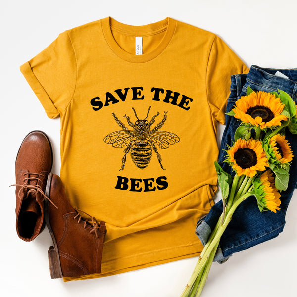 Save The Bees T-Shirt
