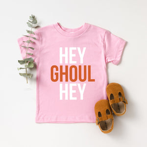 Hey Ghoul Hey Toddler T-Shirt