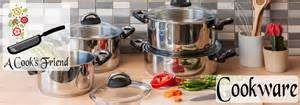 Basic kitchen appliances and cookware