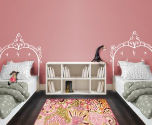 Moving with the trends; Wall decals and decoration
