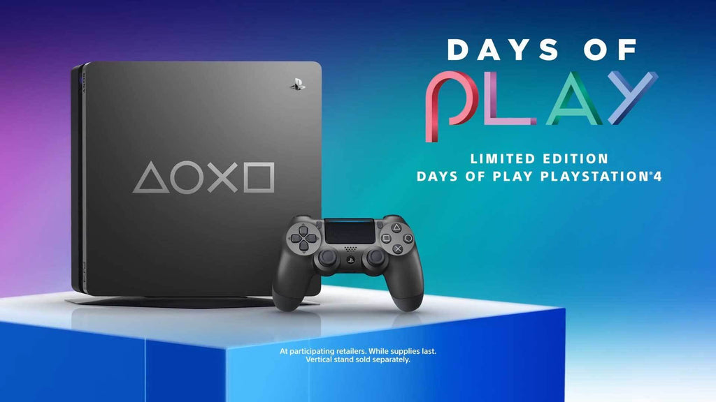 days of play console