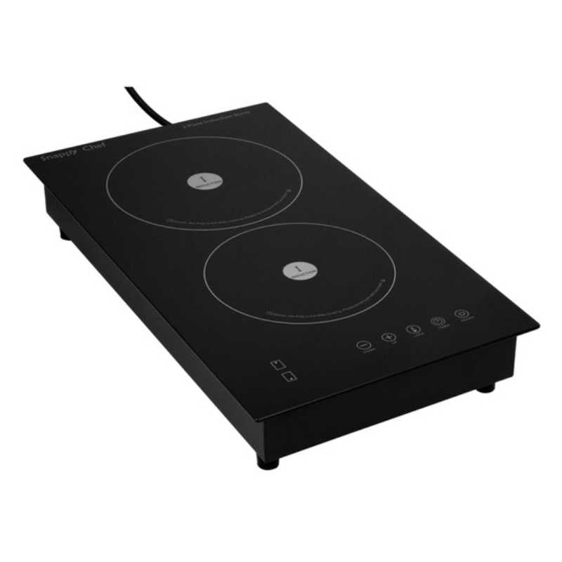 Snappy Chef 2 Plate Induction Stove SCD003