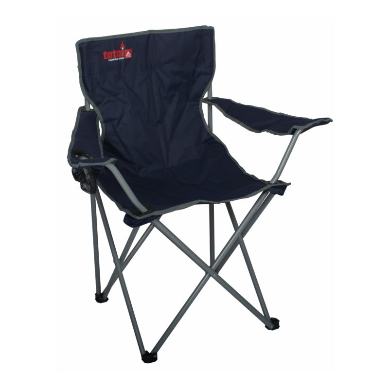 Totai Camping Chair navy blue