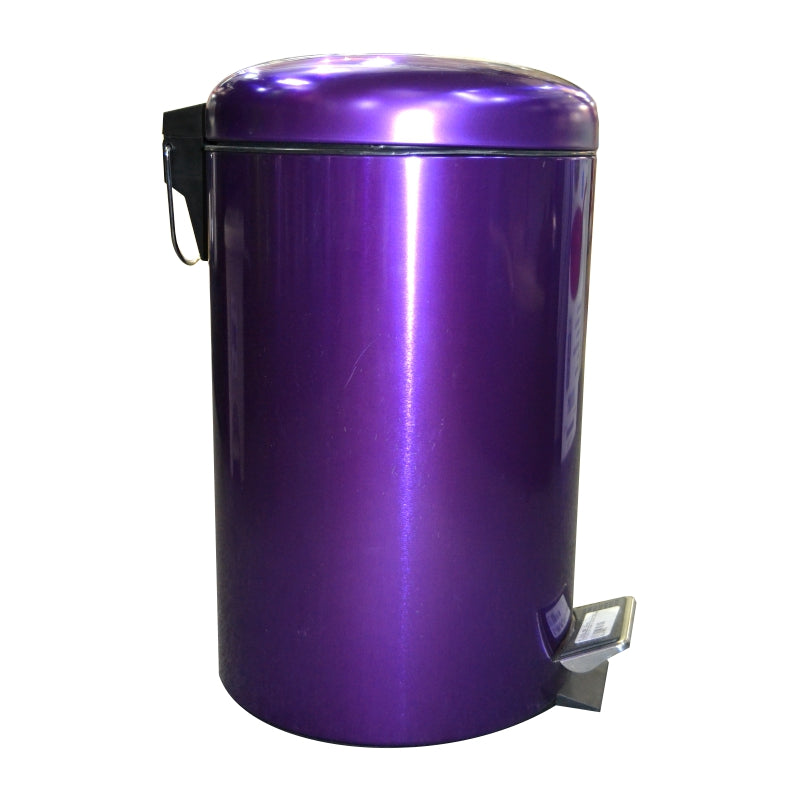 Dustbin 12LT purple
