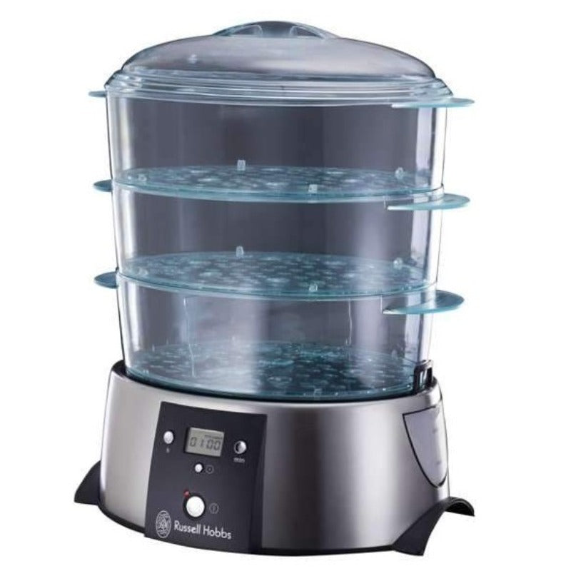 Russell Hobbs 3Tier Stainless Steel Food Steamer 10969