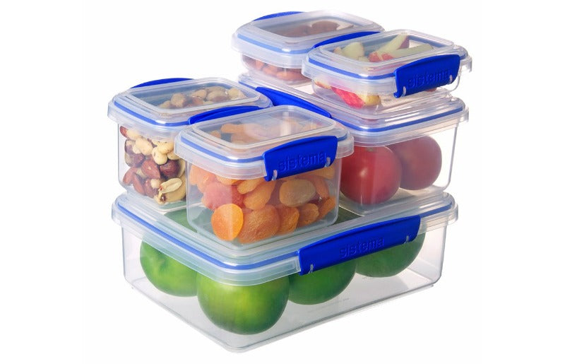 Sistema Lunch Box 6PK