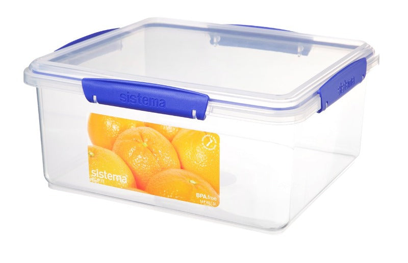 Sistema Rect Lunch Box 5L