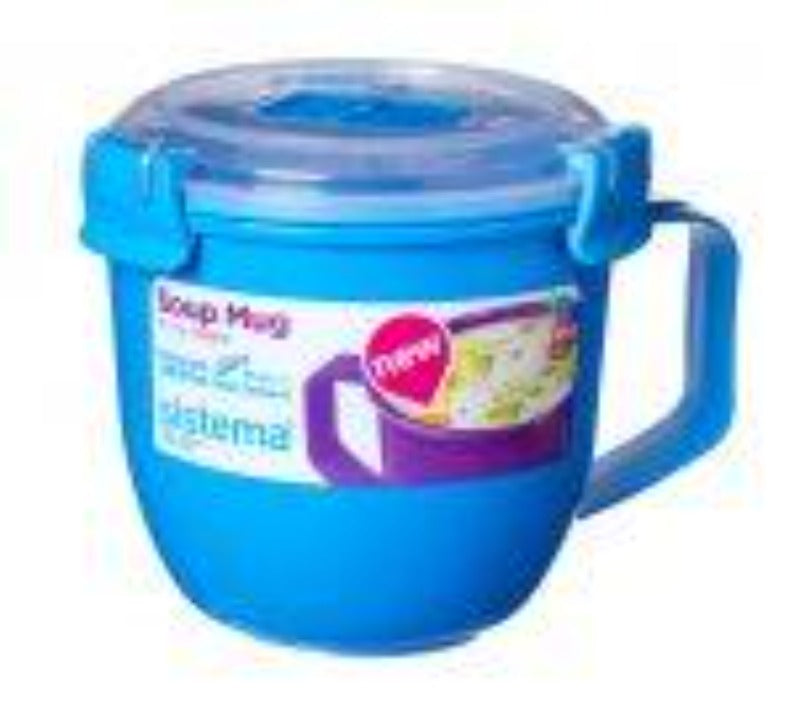 Sistema Small Soup Mug To Go 565ML
