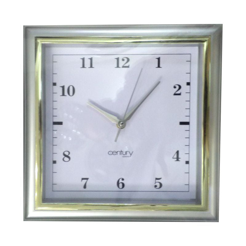 Wall clock square