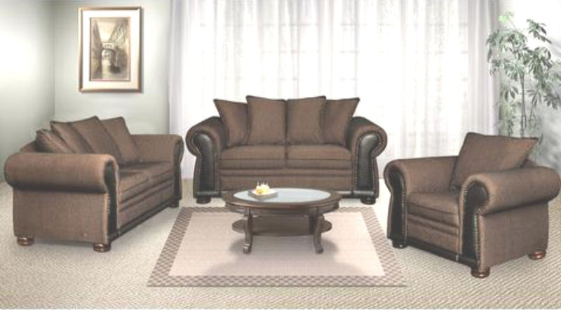 Dingani Lounge Suite 3 Piece Set