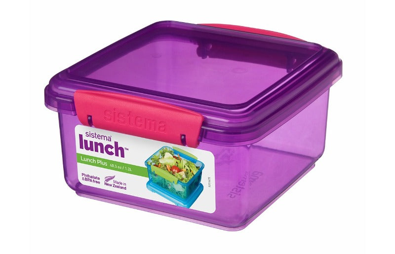 Sistema Lunch Box 1.2L
