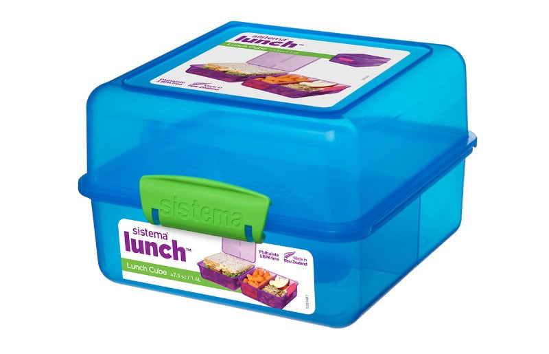 Sistema Lunch Box 1.4L