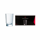 Cristal Darques Macassar High Ball Tumbler Set Of 6