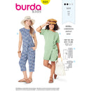 Patterns Burda 9325