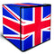 Counter-Top Mini Fridge – Union Jack Flag 46L