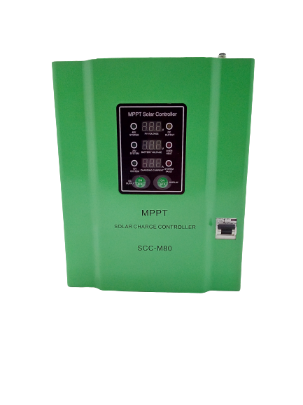 Solar Charge Controllers 80A 12/24/36/48V MPPT