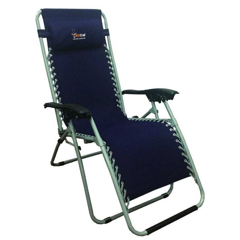 Deluxe Lounger Folding Relax Chair