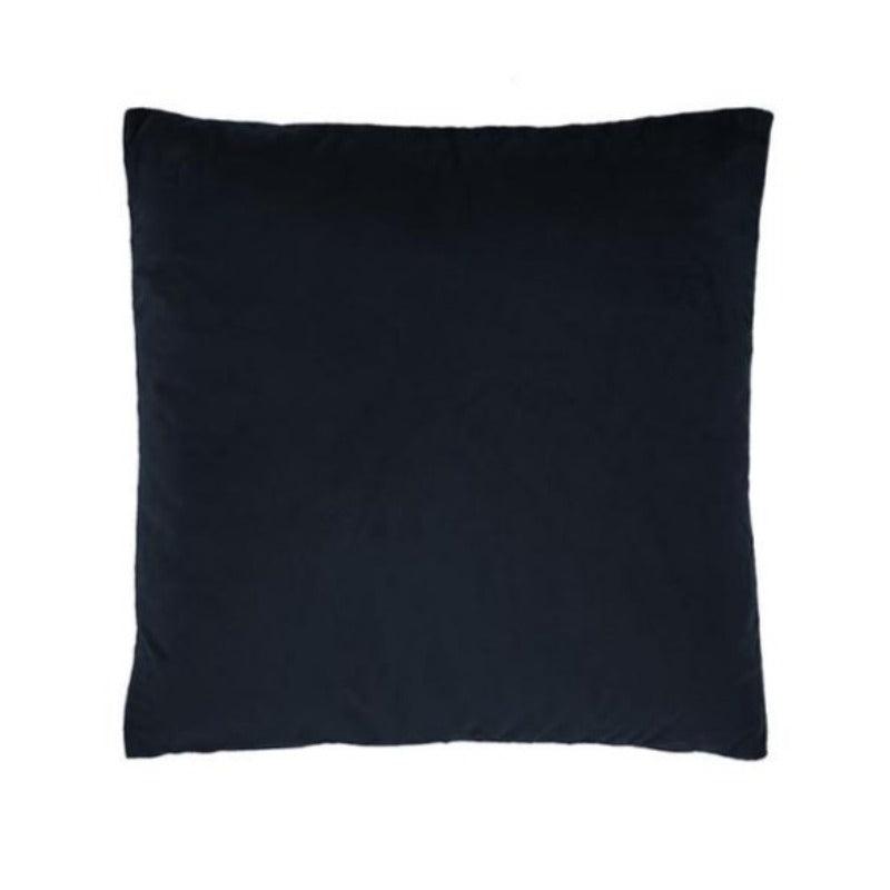 Belmore Graphite 60 x 60cm Velvet Cushion